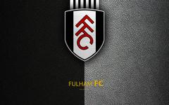 wallpapers Fulham FC 4K English football club logo