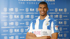 TRANSFER COLLIN QUANER JOINS HUDDERSFIELD TOWN