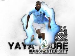 Yaya Touré Wallpapers Manchester City