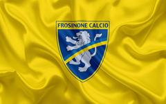 wallpapers Frosinone Calcio FC 4k Serie B football