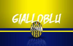 Wallpapers wallpaper sport logo football Serie A Hellas Verona