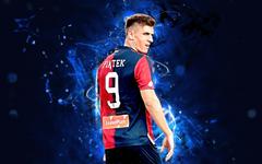 Krzysztof Pi tek Polish Genoa C F C Soccer wallpapers and backgrounds