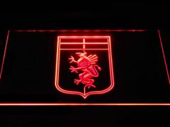Genoa C F C LED Sign TheLedHeroes