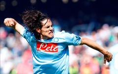 Edinson Cavani Napoli Serie A HD Wallpapers in HD