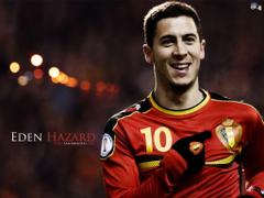 Eden Hazard Love his style AND his sense of fun