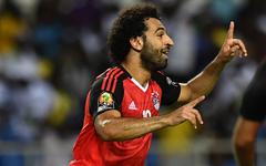 wallpapers Mohamed Salah 4k footballers Egypt National