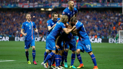 Euro 2016 Iceland shocks England in historic upset