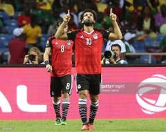 Mohamed Salah Ghaly is an Egyptian professional footballer who