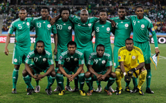 Victory Is Sweet Super Eagles Have Sumptuous Dinner After Beating