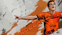 Dutch National Football Team Ibrahim Afellay Wallpapers