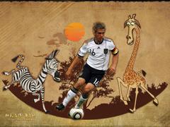 Germany animals zebras Africa Philipp Lahm giraffes Germany