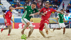 Panama Strikes Gold at CONCACAF Beach Soccer Championship Earns