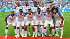 Panama proudly sings national anthem at first