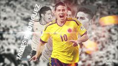 James Rodriguez Colombian footballer Wallpapers HD Wallpapers