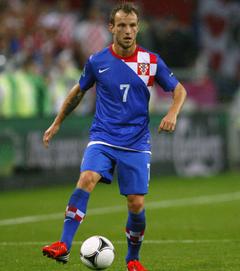 Ivan Rakitic on Croatia National Team