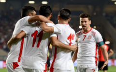 Tunisia vs Egypt Msakni stars as Tunisia defeat Egypt