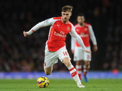 Arsenal injury news Aaron Ramsey suffers a third hamstring blow