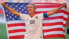Abby Wambach on Hope Solo We argued quite a bit