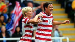 Abby Wambach Megan Rapinoe to donate brains to concussion research