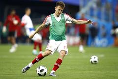 Report Juventus 20 million bid for Aleksandr Golovin might be its
