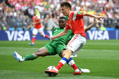 Report Juventus agree to personal terms with Aleksandr Golovin