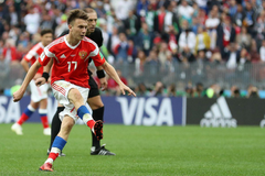 Juve transfer target Aleksandr Golovin shines in World Cup opener