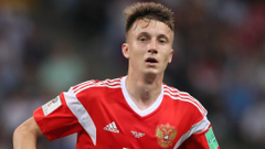 Monaco sign Russia midfielder Golovin from CSKA Moscow