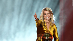 Ada Hegerberg Why the world s best player won t be at the Women s