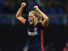 Football News Norway s Ada Hegerberg wins inaugural women s