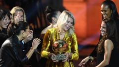 Ballon d Or winner Ada Hegerberg asked if she knew how to twerk