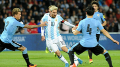 Argentina list Messi Aguero 20 others to face Nigeria in