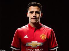 Alexis Sanchez joins Manchester United
