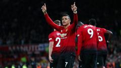 Sanchez Man United thriving thanks to Solskjaer