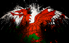 x1200px Welsh Flag Wallpapers