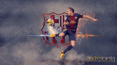 Andres Iniesta Wallpapers High Resolution and Quality