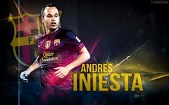 Andrés Iniesta Wallpapers HD