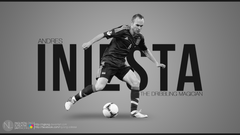 Andres Iniesta Wallpapers by nglong