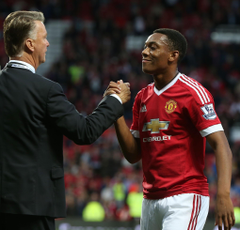 Anthony Martial s dream debut