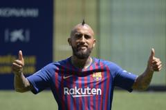 Barcelona news Arturo Vidal transfer may confirm a change of style