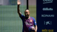 Arturo Vidal to Barcelona transfer Why Blaugrana have gambled on