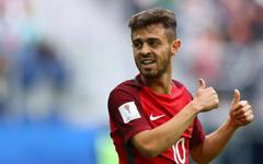 wallpapers Bernardo Silva 4k footballers midfielder