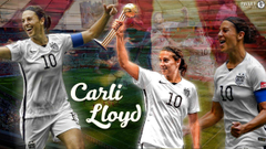 Carli Lloyd Team USA Wallpapers by PavanPGraphics