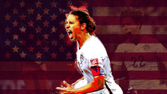 Carli Lloyd FIFA Women World Player of the Year USA HD Desktop