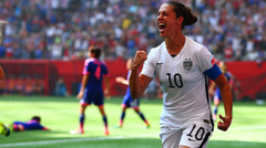 Carli Lloyd USA star has Women s World Cup final for the ages