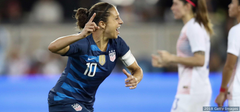 Carli Lloyd Notches Hat Trick As Team USA Pounds Panama
