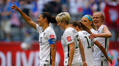 Carli Lloyd in NYT We re sick of being treated like second
