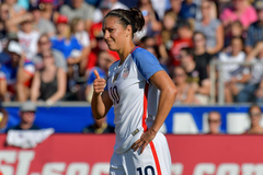 Carli Lloyd misses out on repeat FIFA best player award