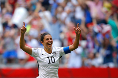 Carli Lloyd Jerseys Sold Out Quickly at Paragon Sports Modell s