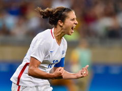 Carli Lloyd s fight on many fronts reveals the fire that resides
