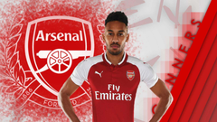 Pierre Emerick Aubameyang Arsenal Wallpapers HD